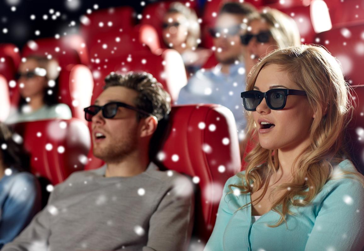 Un brevet de Warner Bros montre le cinéma immersif de demain en réalité mixte